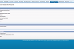 Amadeus Sales & Event Management screenshot: Amadeus Sales & Event Management reports page