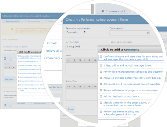 Sprigg Software - Performance Review Template