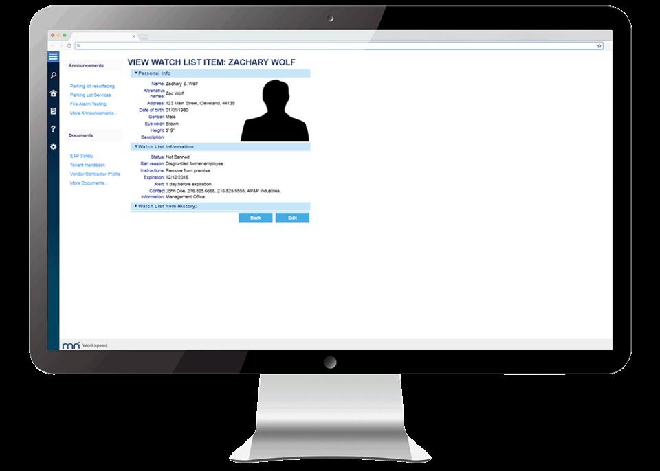 MRI Software contact information