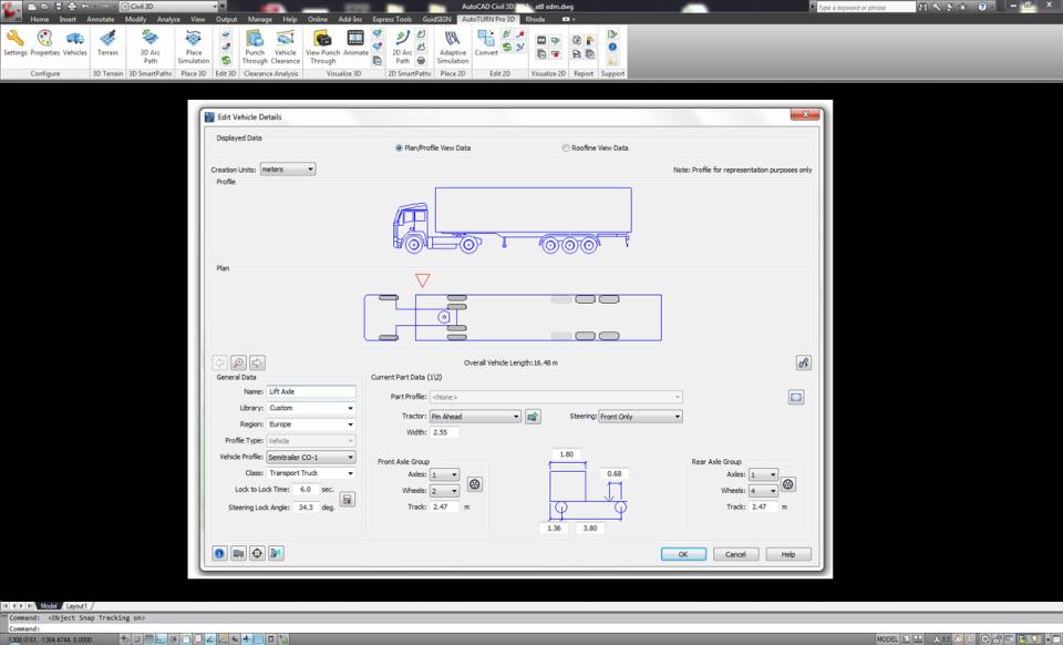AutoTURN Software - 3