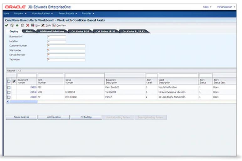 JD Edwards EnterpriseOne Logiciel - 2