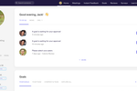 Leapsome screenshot: User Profile