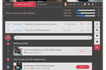 aNewSpring screenshot: Choose a theme or allow aNewSpring to design a custom look and feel for the organization