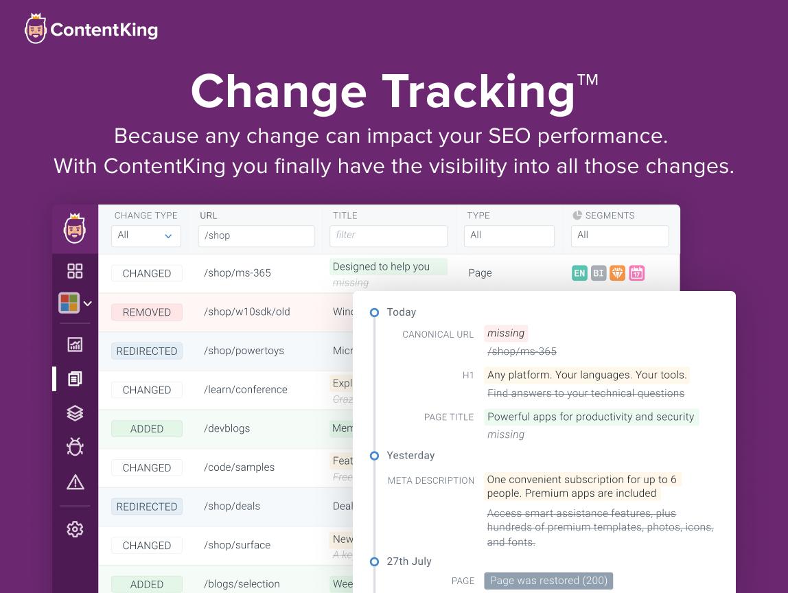 ContentKing Software - 4