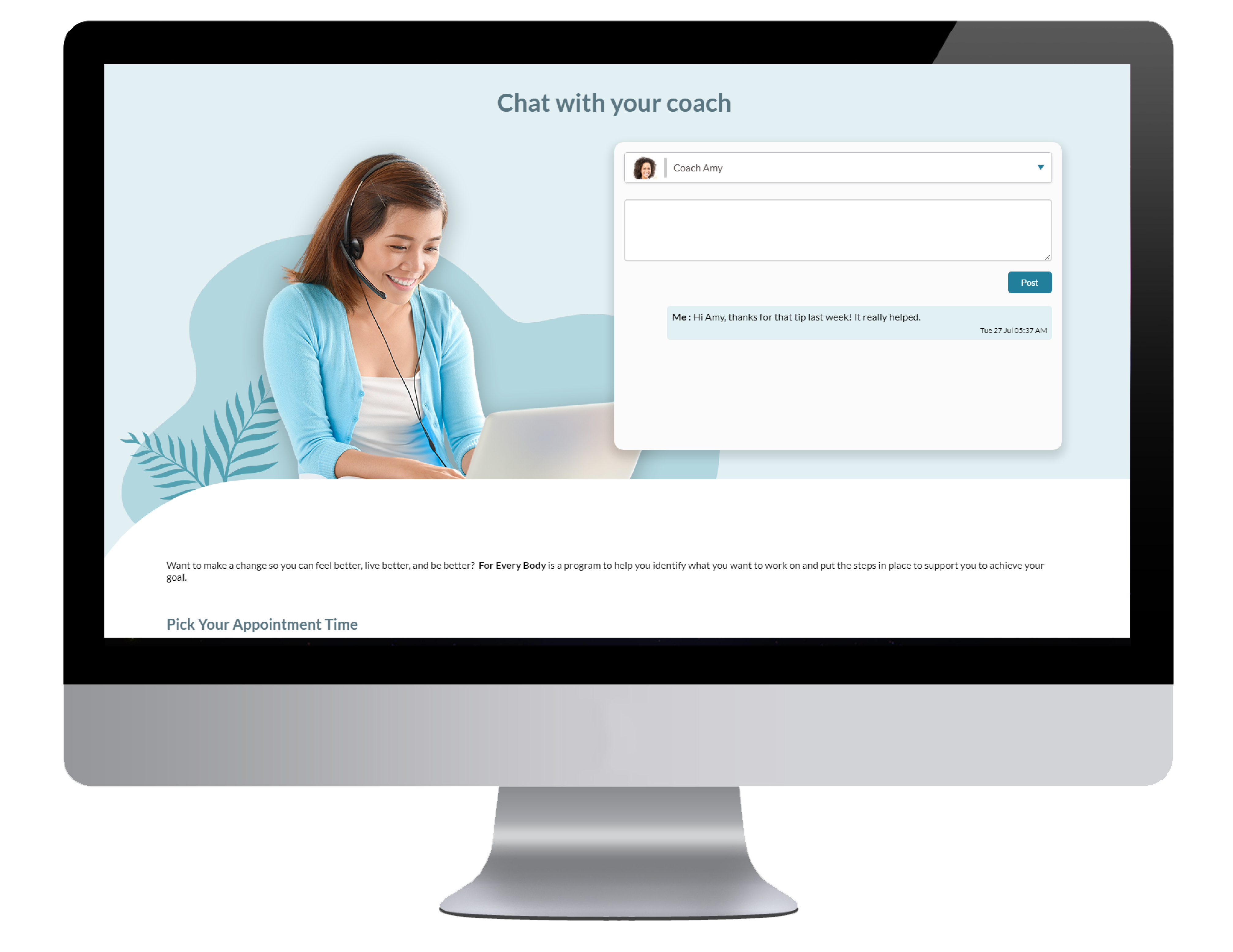 Host your Coaching Services Virtually