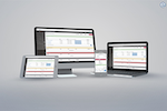 eSPACE Screenshot: eSpace software can be accessed across multiple devices