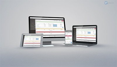eSpace software can be accessed across multiple devices