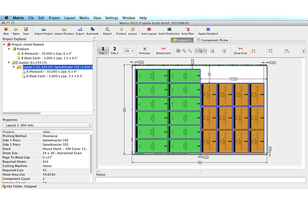 Metrix Software - 1
