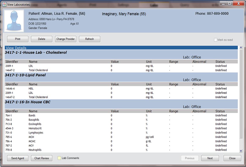 Praxis EMR Software - 1