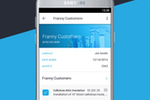 JobFLEX screenshot: Build estimates and invoices from anywhere