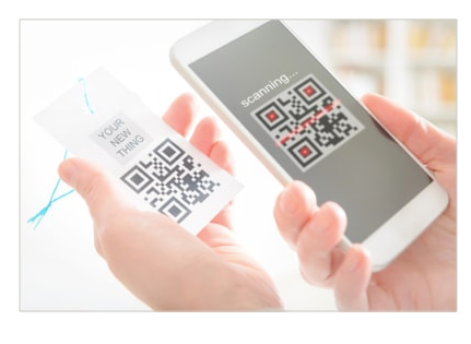 RepZio offers complete barcode generating and scanning capabilities