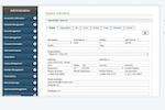 AMO screenshot: Membership management tools keep all membership information centralized