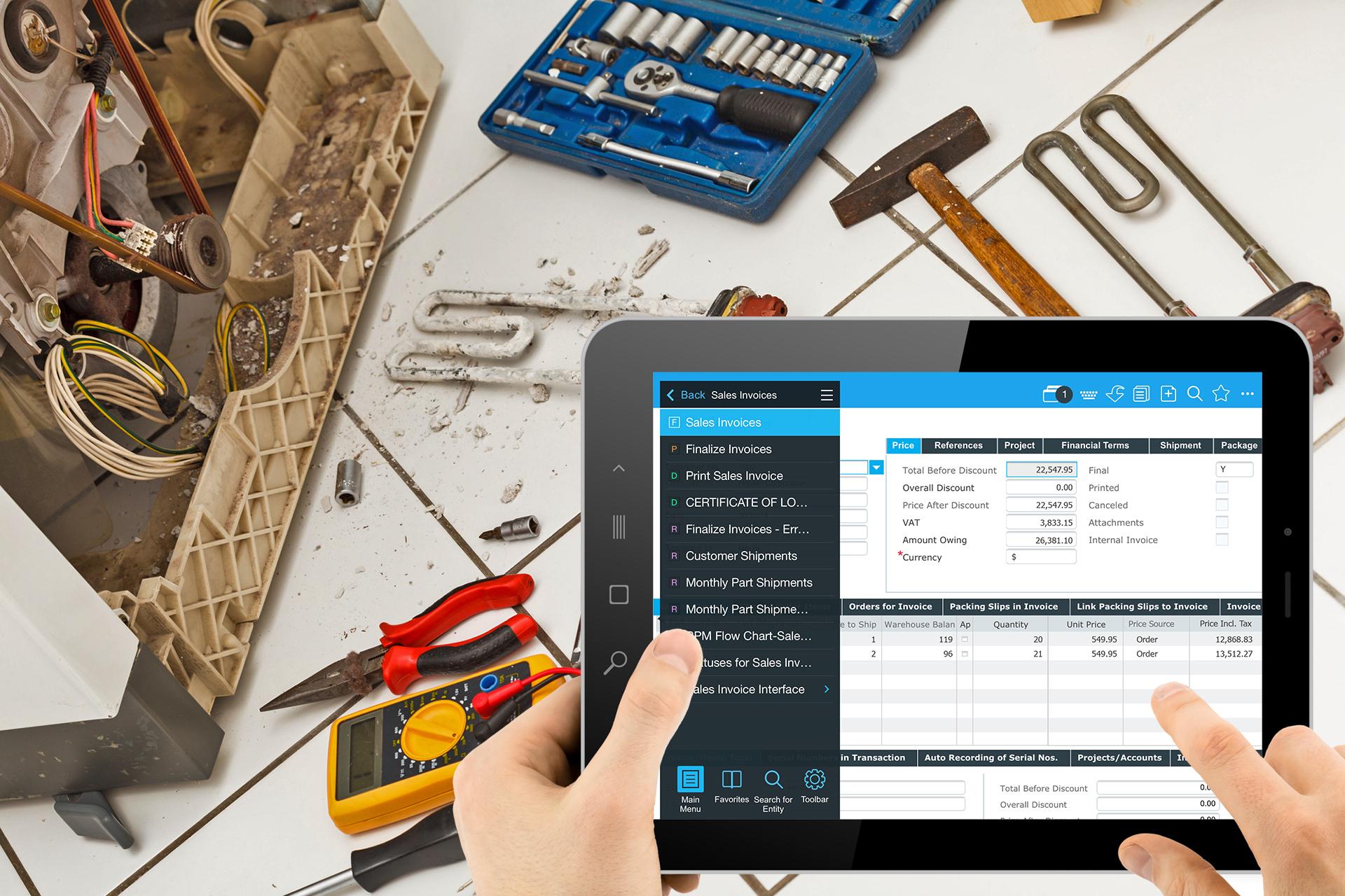 Priority Software - Preventive Maintenance Module