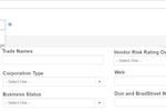 Contract Insight screenshot: CobbleStone Google Integration for easy vendor lookup.