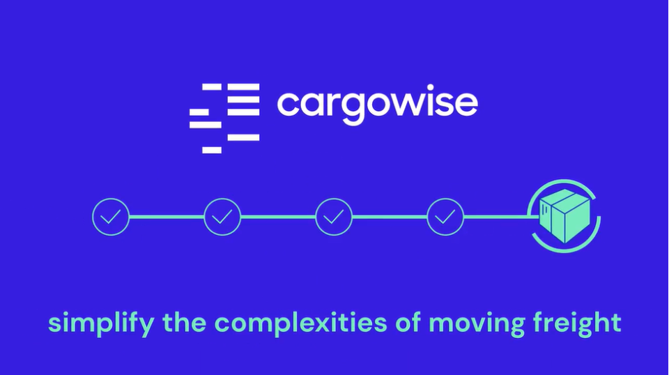 CargoWise Software - 2