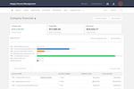 Buildium screenshot: Company Financials