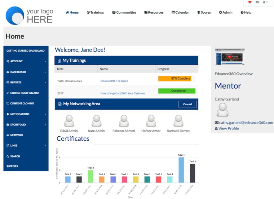 Edvance360 Software - 4