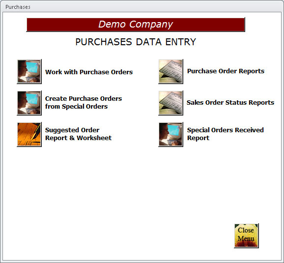 Purchase orders