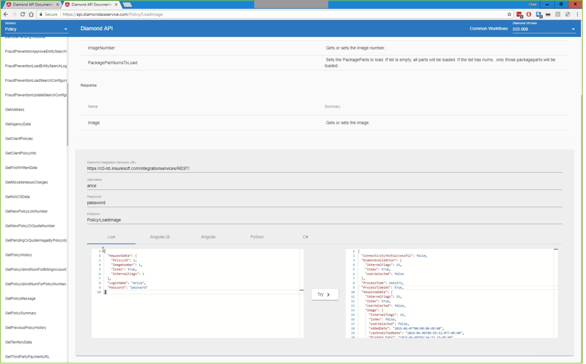 Diamond Suite Software - Microsoft Azure Integration