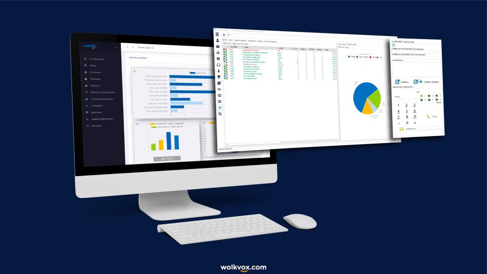 wolkvox Software - 2