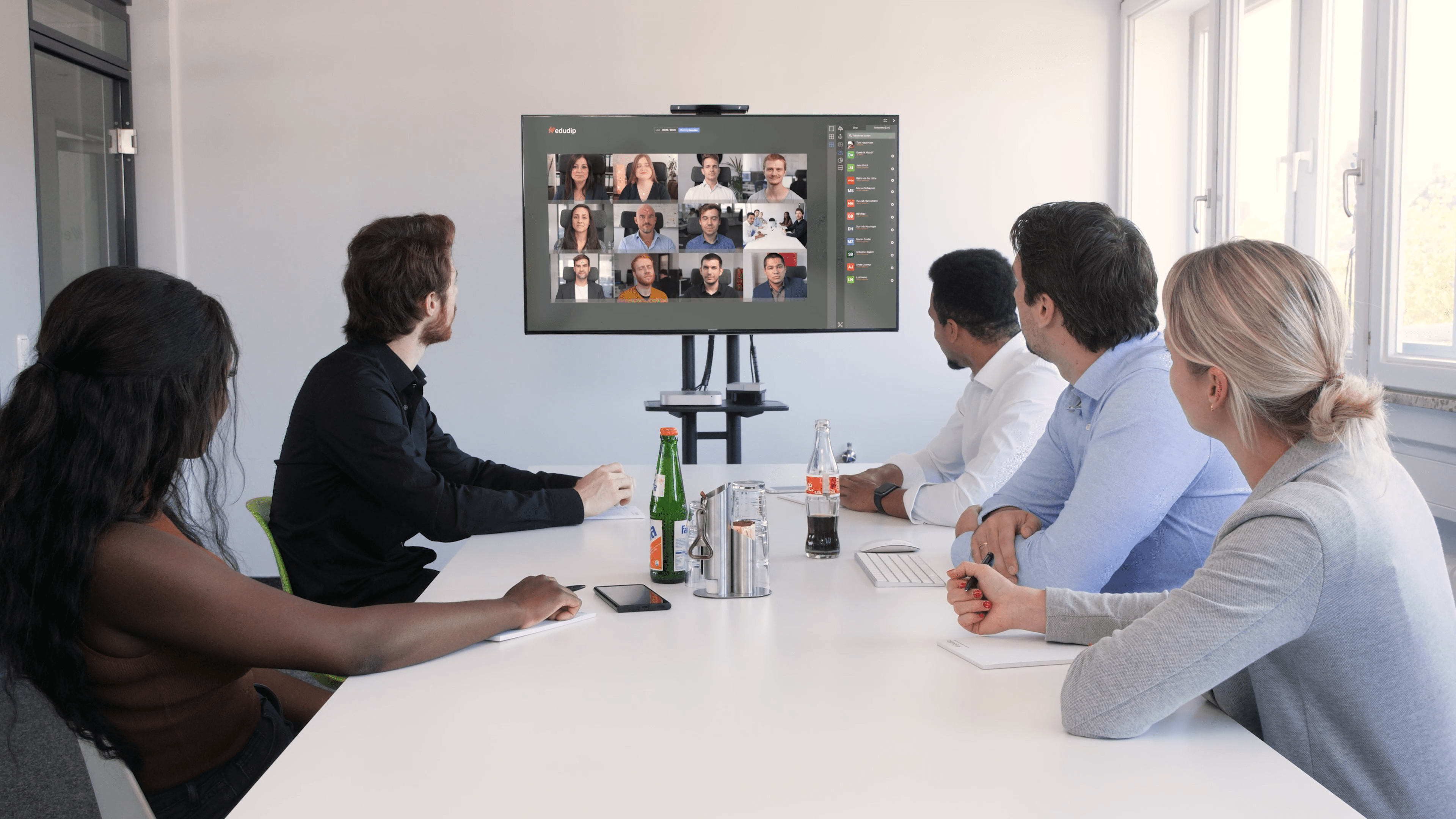 edudip next for video conferencing and online meetings