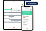 BuildBook screenshot: Track client selections, change orders, punch lists, and more. With project Schedule you, your team and clients will always know what's on deck.