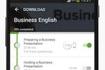 Capture d'écran pour Lecturio : Lecturio provides offline storage