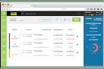 MarketUP screenshot: MarketUP purchase orders