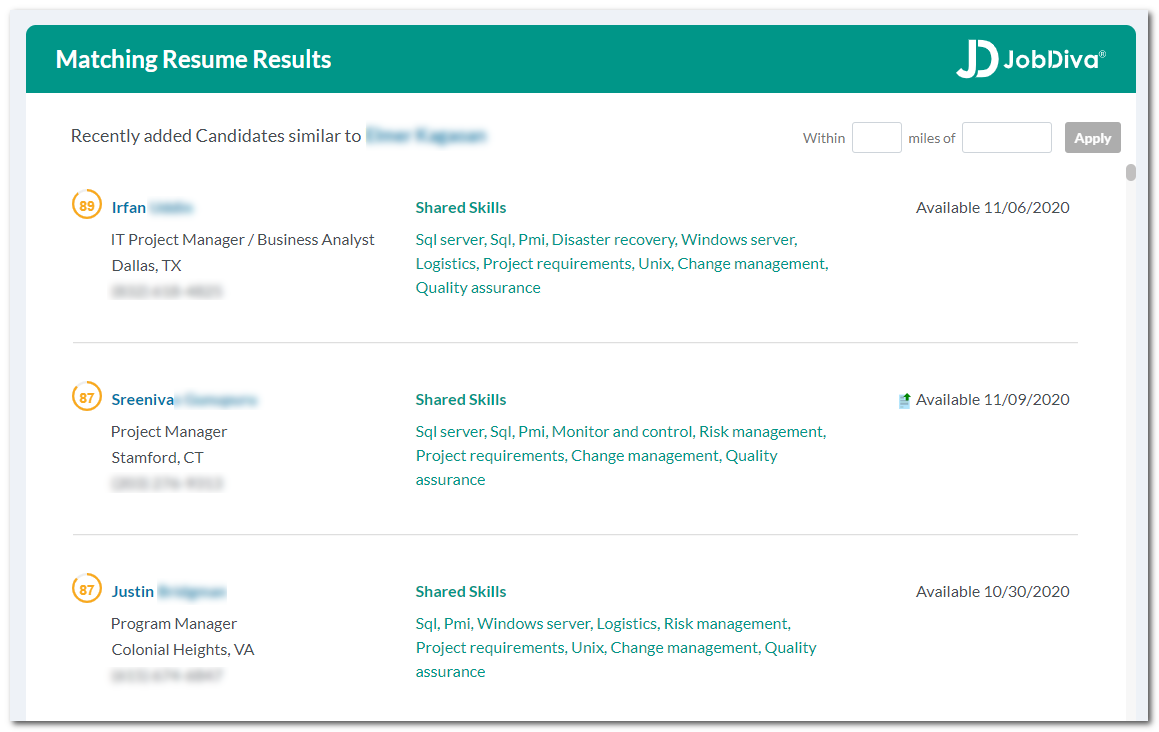 Smart Resume-to-Job Matching