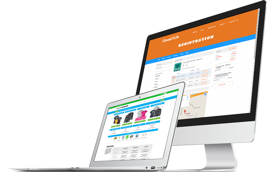 Expo Logic provides customizable online shopping carts and websites