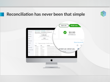 Synder Software - Spend less time to reconcile