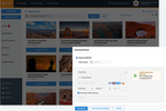 RESMARK screenshot: RESMARK payment processing