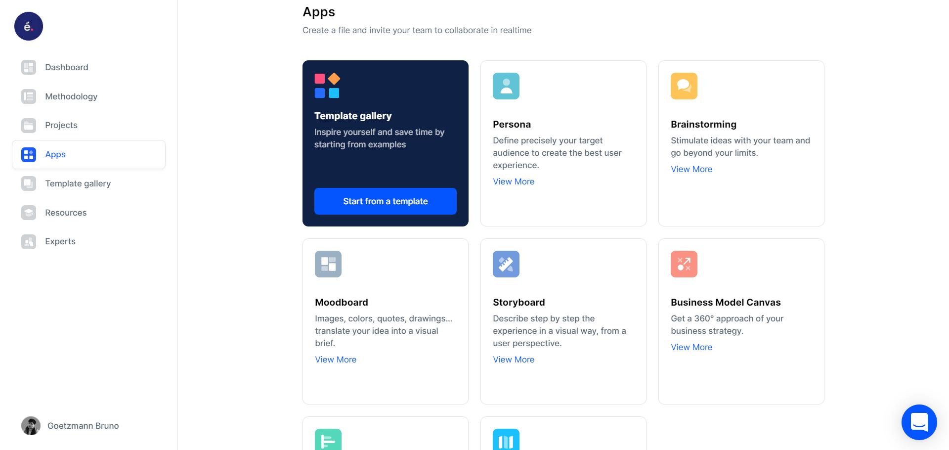 List of Evolt apps