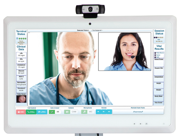 medpod HIPAA compliant video platform