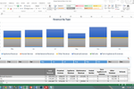 FinPro screenshot: Update all manner of financial business reports within the familiar Excel environment