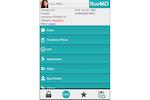NueMD screenshot: Android EHR