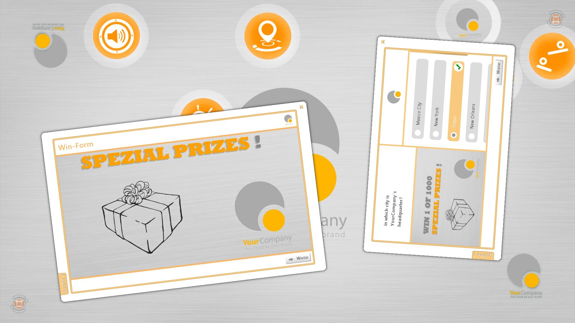 Multimedia-App: QuizMe