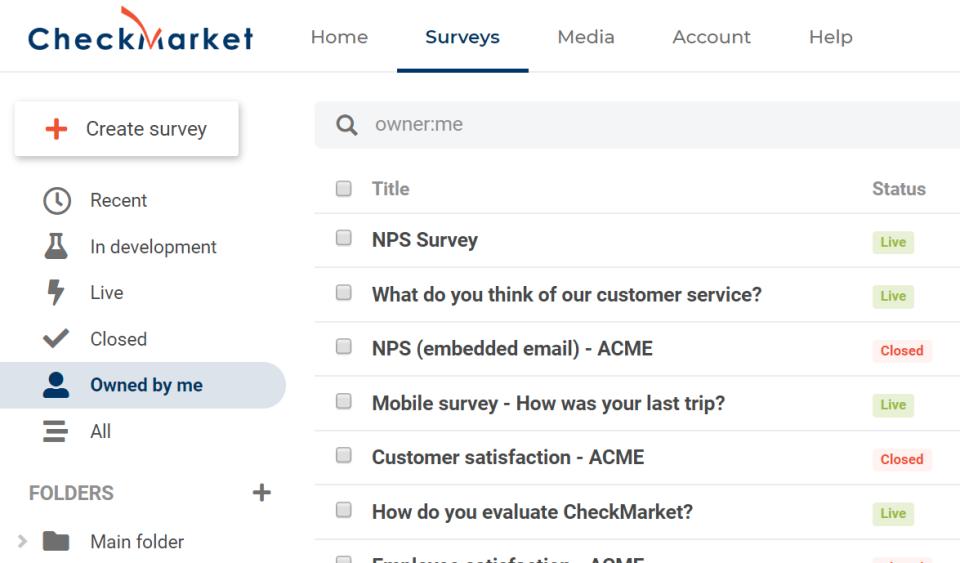 CheckMarket Software - 1
