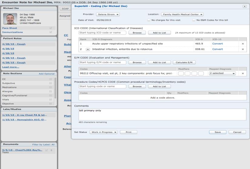 Kareo Clinical Software - 4