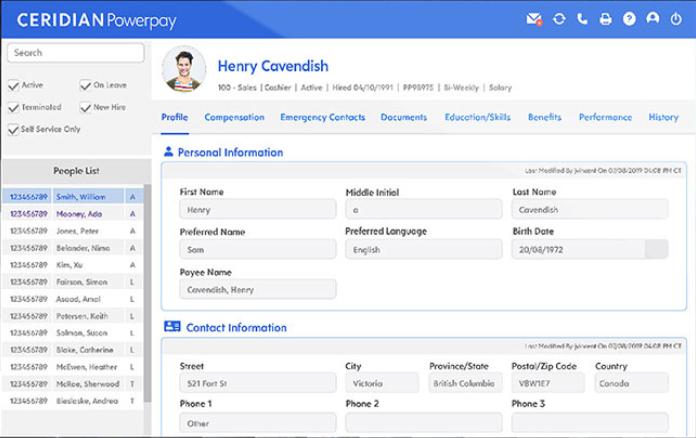 Powerpay Software - Powerpay - HR profiles