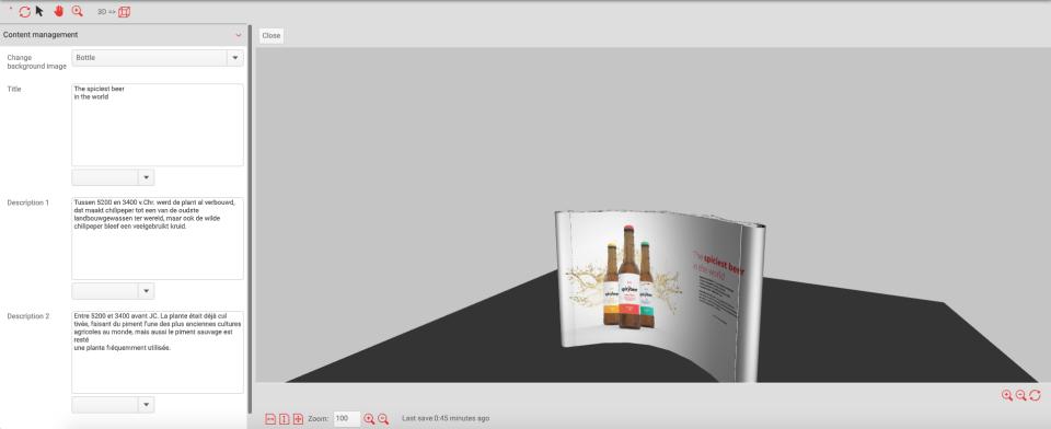 CHILI publisher Software - 4