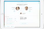 Smartcare screenshot: SmartCare - Family dashboard