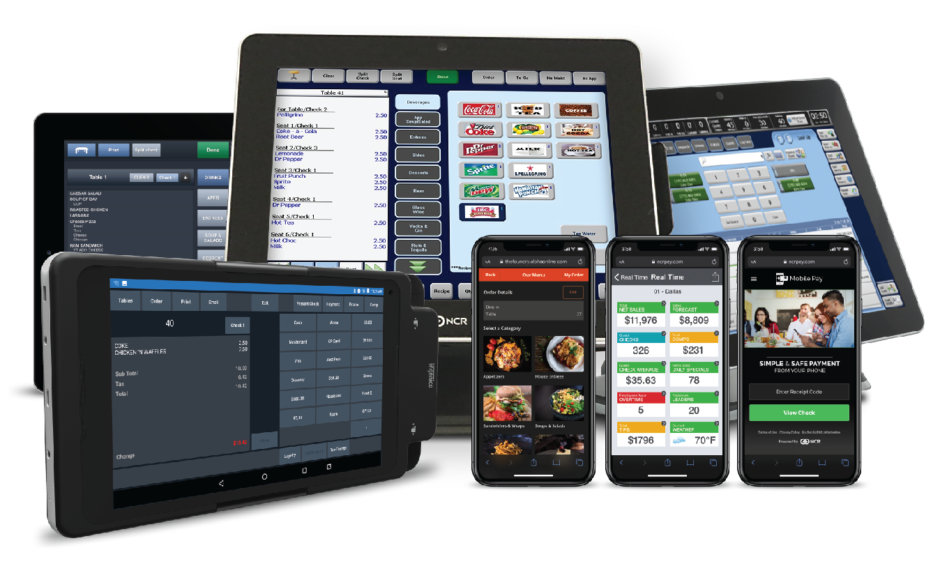 Aloha Essentials is an all-in-one restaurant management solution with everything you need to run your restaurant
