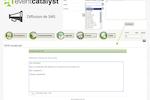 Event Catalyst screenshot: Event Catalyst composing messages
