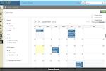 Capture d'écran pour EduBrite : Manage event calendar