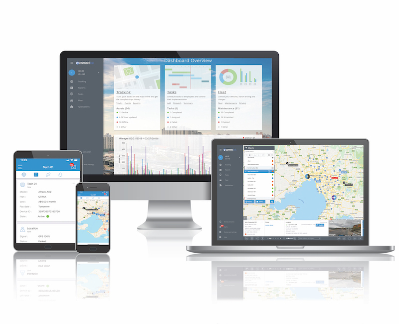 ConnectTrak Software - 3