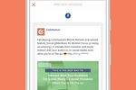 CoSchedule screenshot: Content management and post editing