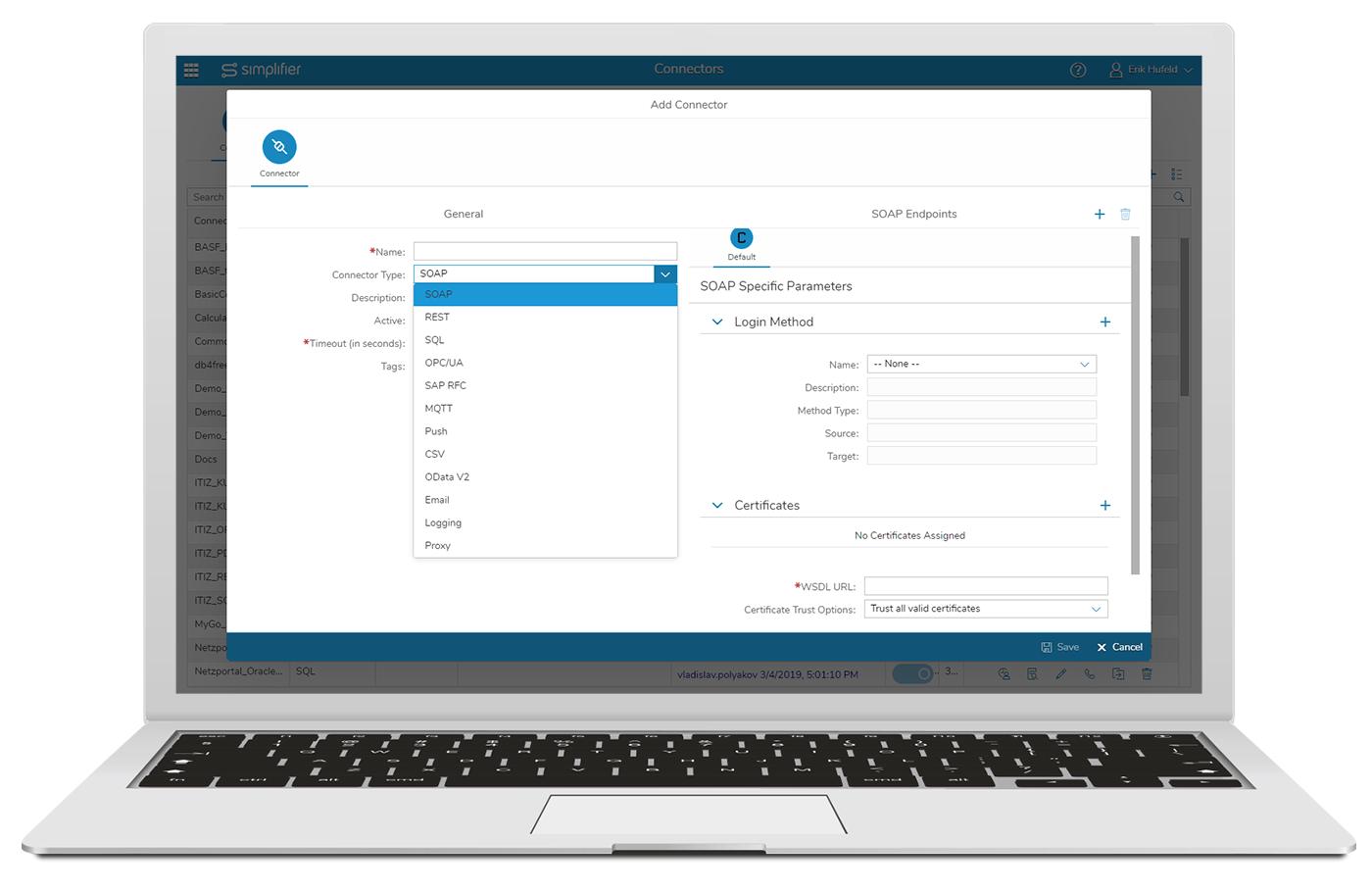 Simplifier  screenshot
