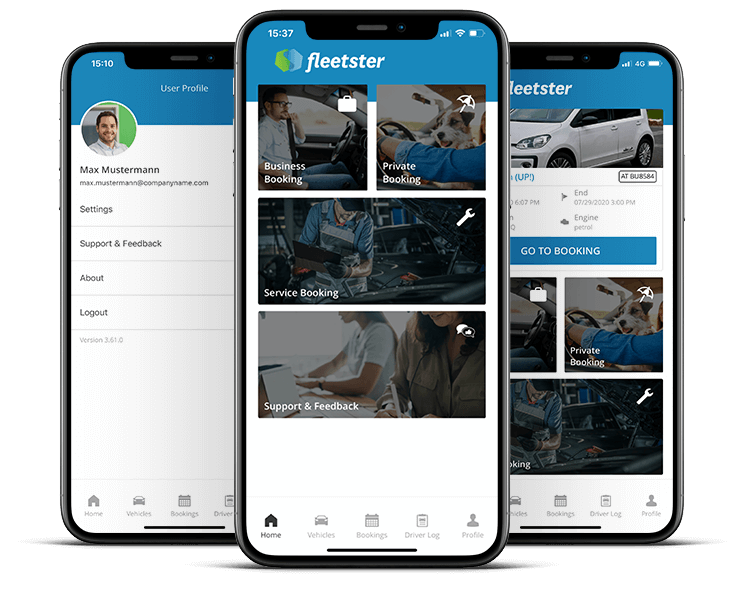 fleetster App