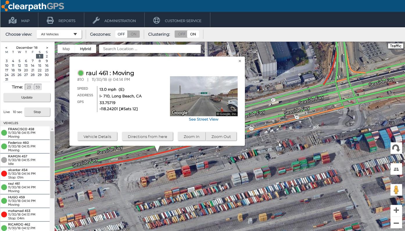 Vehicle & Asset Location Tracking